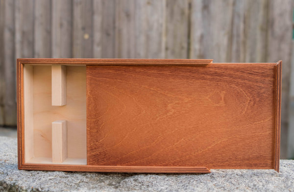 Wooden photo box XXL
